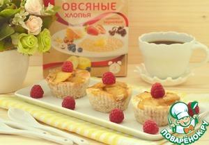 Рецепт Овсяный пудинг от Татьяны Литвиновой