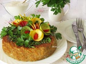 Рецепт Овощной кугель в мультиварке