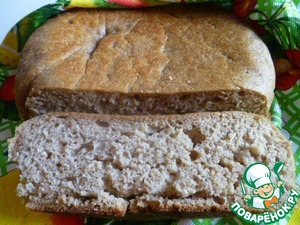 Рецепт Дарницкий хлеб на закваске
