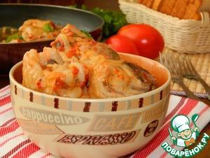 Рецепт Курица по-восточному