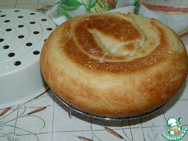 Хлеб с сыром в мультиварке рецепты