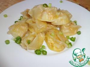Мини-манты по-особому вкусный рецепт с фотографиями пошагово как приготовить