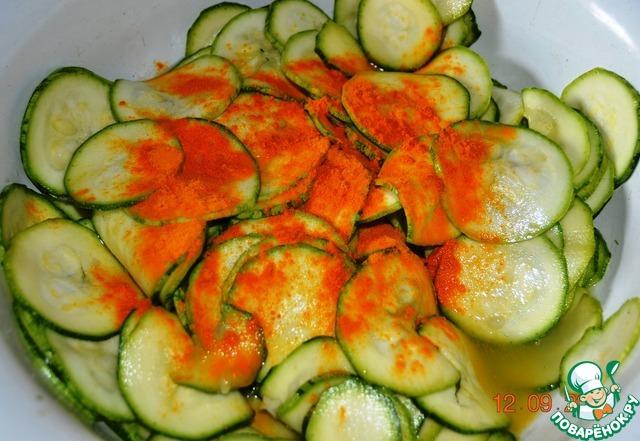 Закуска кабачков рецепты фото пошагово