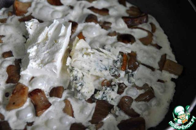 Соус грибной с томатом рецепт 81
