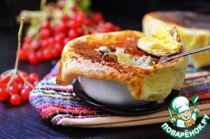 Рецепт Грибной пай с курицей (Chicken & Mushroom Pie)