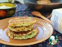 Оладьи из кабачка и творога ингредиенты