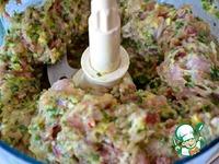 Мини-рулеты с курицей в тайском стиле ингредиенты