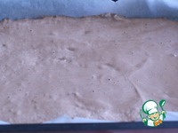 Шоколадный рулет с облепиховым кремом ингредиенты