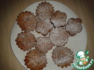 Рецепт Злаковые кексики