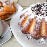 Твороженно-ванильный кекс и кексики