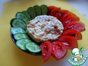 Рецепт Рулет из лаваша с сыром