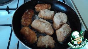 Рецепт Рулеты из куриной грудки