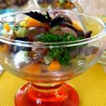 Порционный салат Kress