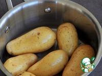 Отбивная из куриного окорочка с картошкой ингредиенты