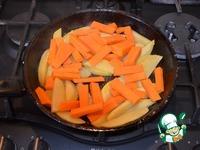 Идеально жареный картофель с тыквой ингредиенты