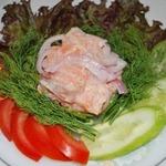 Семга по рецепту норвежских рыбаков