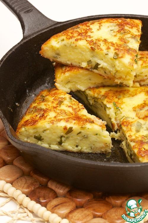 Сырные лепешки за 5 минут  рецепт с фото как приготовить