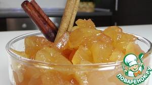Рецепт Десертное яблочное варенье
