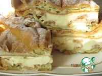 "Пирог-торт ""Карпатка"" ингредиенты"