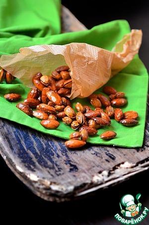 Рецепт Глазированный миндаль для вечеринки ( Glazed Almond )
