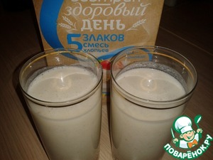 "Рецепт Коктейль ""Спортекус"""