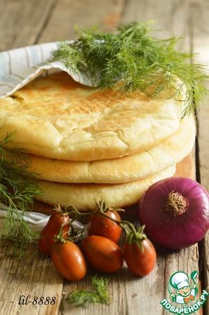 Рецепт: Картофельные лепешки в мультиварке