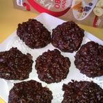 Овсяное-шоколадное печенье без выпечки