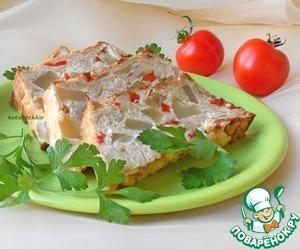 Рецепт Террин из кабачка