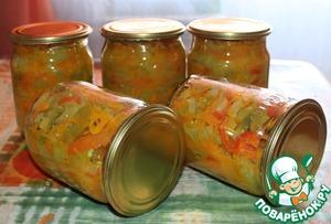 Самый вкусный рецепт зеленых помидоров по-корейски
