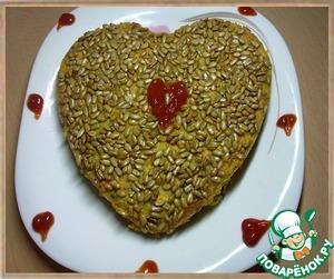 Рецепт Завтрак с любовью