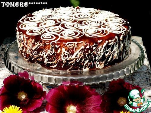 Готовим торт с фотографиями