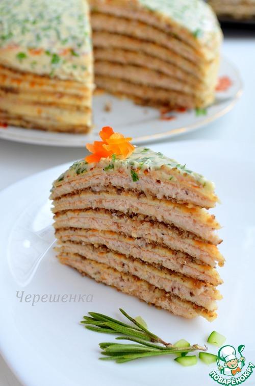 Торт для мамы с детьми фото 4