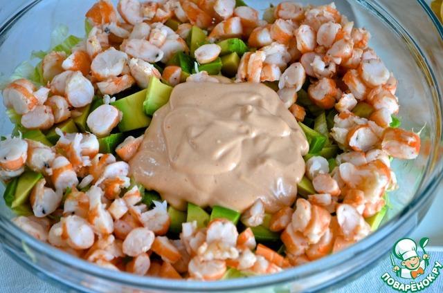 373Тарталетки рецепты с креветками и авокадо
