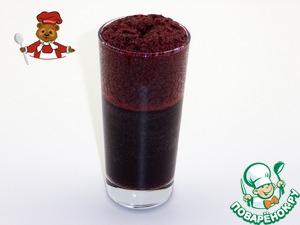 Рецепт Натуральная ягодная шипучка