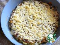 Картофельный пирог на сковороде ингредиенты