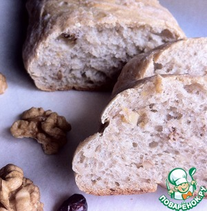Рецепт Десертный картофельный хлеб