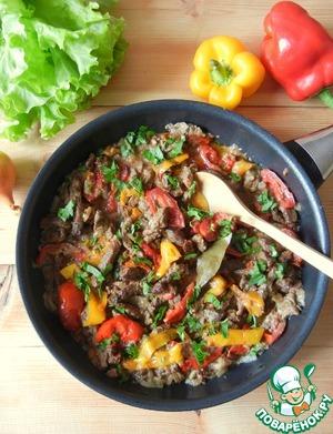 Рецепт Мясо по-креольски