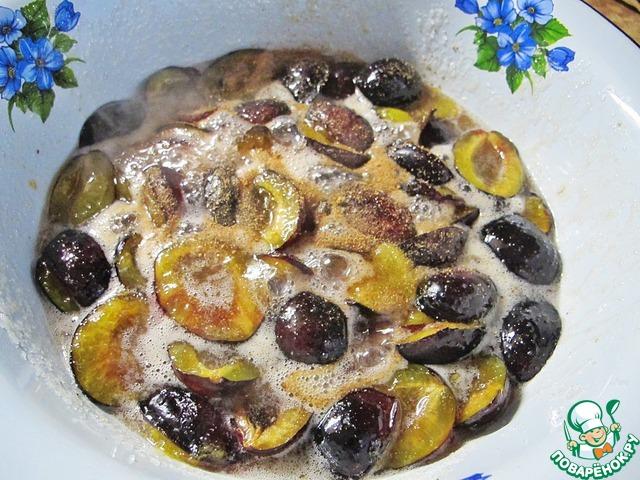 Рецепт варенья из желтой сливы