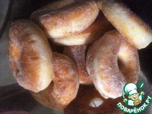 Рецепт Пончики донатс