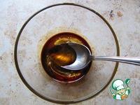 Фермерская утка в медовой глазури, запеченная с инжиром и яблоками ингредиенты
