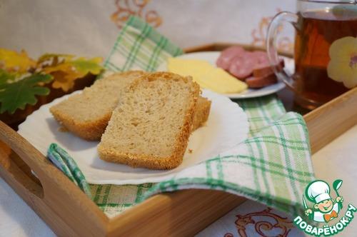 Как приготовить горячий хлеб