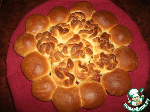Выпечка с ореховой начинкой рецепты с фото