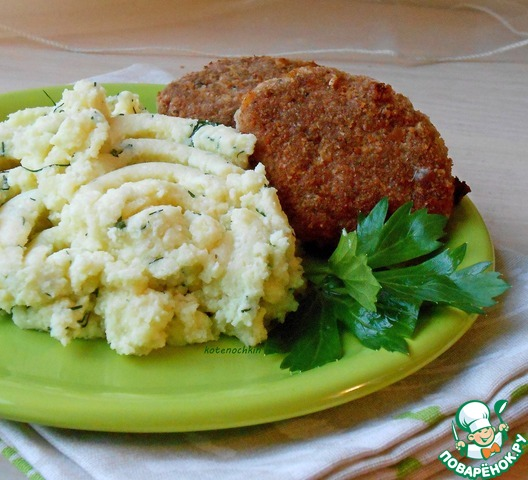 Картофельное пюре со сметаной рецепт с фото