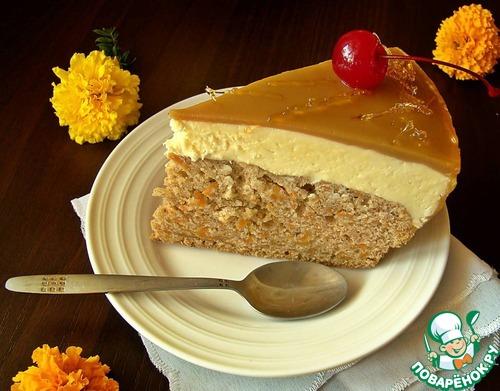 Торт брауни с начинкой фото 3