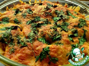 Рецепт Картофель, запеченный с помидорами
