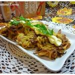 Овсяные драники с картофелем и имбирем