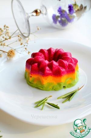 Рецепт Закусочные овощные мини-тортики