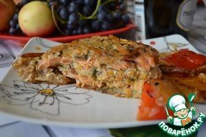 Сливочная рыбка в надутом конверте рецепт с фотографиями как готовить