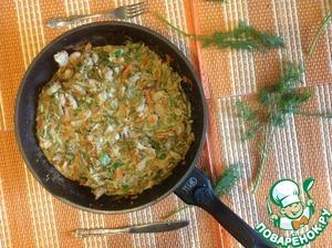 Рецепт Свинина с овощами в сливочном соусе