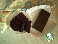 Свекольно-шоколадный пирог ингредиенты